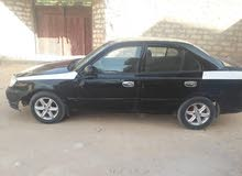 Manual Black Hyundai 2004 for sale