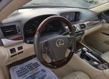Lexus LS 460 2014 for sale in Sharjah