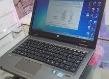 HP ProBook 6470b كور 5 الرام 4 كرت شاشة 2جيجا خارجي