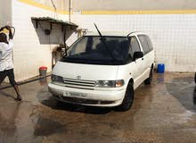 Toyota Previa car for sale 1998 in Tripoli city