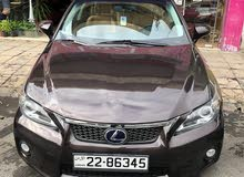 Automatic Brown Lexus 2013 for sale