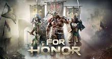للبيع او للبدل  for honor