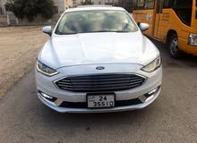 2017 Used Fusion with Automatic transmission is available for sale