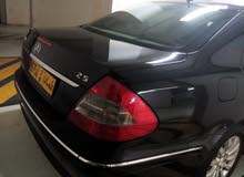 Gasoline Fuel/Power   Mercedes Benz E 230 2007