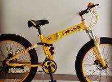 دراجات لاند روفر العملاقه القابله للطي 1000 ريال وخذلك اكسوارات مجانآ