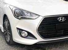 For sale Hyundai Veloster car in Ajman
