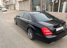 Black Mercedes Benz S 300 2011 for sale