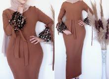 فستان بينصل يجنن