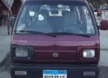 سيارة فان سبعة راكب  بالسائق للايجار