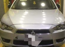 Mitsubishi Lancer 2017 for rent