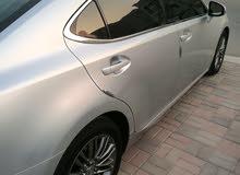 Gasoline Fuel/Power   Lexus ES 2015
