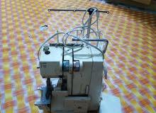 مكينة اوفر للبيع نظيفة وشغالة