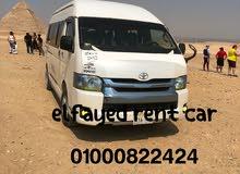 Rent a 2017 car - Giza