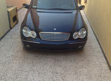 Blue Mercedes Benz C 230 2006 for sale