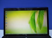 """HP ProBook 4720s- 17.3"""" - Corei5480M - Windows 8Pro 64-bit - 4 GB RAM - 320 G"""