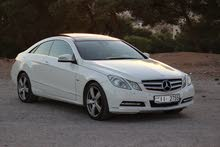 Automatic Mercedes Benz E 250 2012