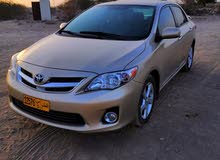 For sale 2012 Gold Corolla