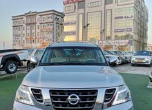 Silver Nissan Patrol 2013 for sale