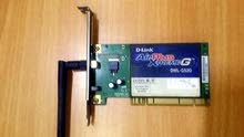 D-Link DWL-G520 AirPlus Xtreme G wireless PCI adapter