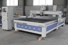 ماكينه CNC   سي ان سي مساحةعمل( 3 متر *2متر)