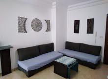 شقة مفروشة موثث بالكامل في للايجار في تونس العاصمة