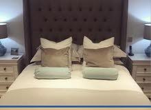 تفصيل غرف نوم + جميع انواع الكنب بجوده عاليه وسعر مناسب