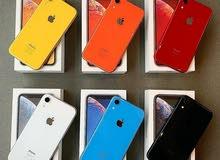 Iphone xr ,, 256gb ,, باقل سعر فى مصر