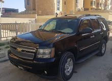 Black Chevrolet Tahoe 2008 for sale