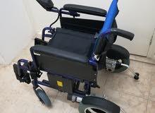 للبيع كرسي كهربائي لذوي الحتياجات الخاصه