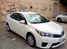 Used condition Toyota Corolla 2015 with 160,000 - 169,999 km mileage