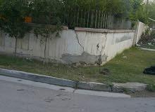 قطعة باليرموك 57 ونص من حديقة ركن بالداخلية خلف جامع الداخلية اليرموك