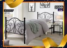 سرير فيرفورجية مقاس 100 او 120 سم ضمان مدي الحياة