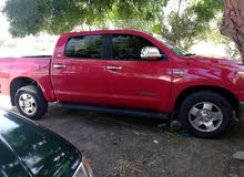 For sale 2007 Red Tundra