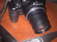 كاميرا FUJIFILM S 8600 ذات اللون الاسود