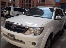 2007 Used Toyota Fortuner for sale
