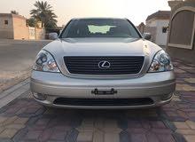 Lexus LS 2002 - Ras Al Khaimah