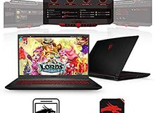"MSI GF63 Thin 9SC-614 15.6"" Gaming Laptop"