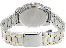 ساعة كاسيو اصلية جديدة  1/2  Casio  Casio MTP-1314SG-1AVDF Stainless Steel Watch