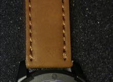 T5 ... الساعة تعمل على البطارية ..  مكنة الساعة ياباني... كرونوغراف حقيقي العقT5