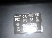 هارد دسك (توشيبا 3.0 USB)شبه جديد