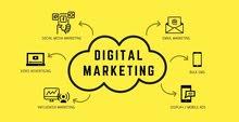 اختصاصي تسويق الكتروني Digital marketing يبحث عن وظيفة