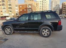 FORD EXPLORER 2005 Black Color