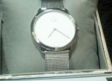 ساعة رجالية اصلية من كالفن كلاين للبيع