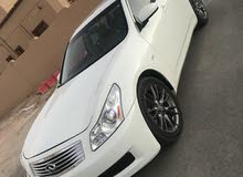 For sale 2007 White G35