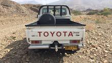 km mileage Toyota Land Cruiser Pickup for sale
