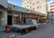 عقار للبيع وسط سوق مصراته محلات الطيور