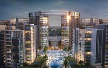 24 الف سعر المتر في ابراج زيد الشيخ زايد كاملة التشطيب وخدمات فندقية