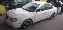 White Hyundai Avante 2003 for rent