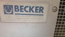 جهاز بيكر للشفط