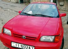 For sale 1997 Red Tercel